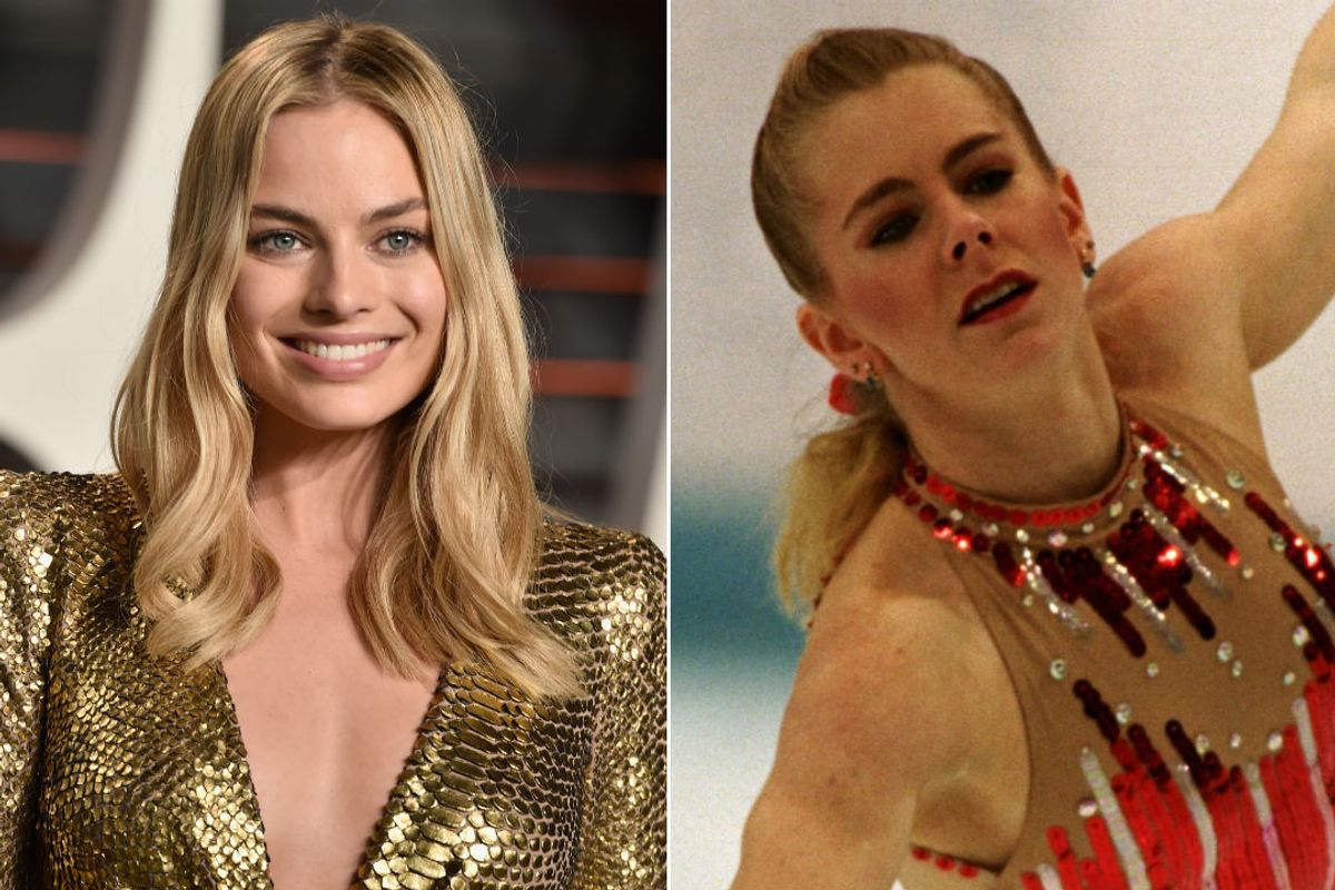 Margot Robbie Is Attached to Play Tonya Harding In A Biopic