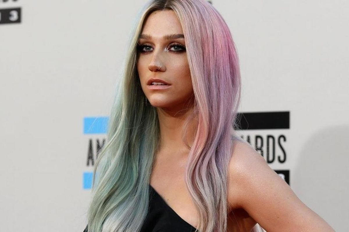 Kesha Goes Back to Court, Files Appeal Against Working with Dr. Luke