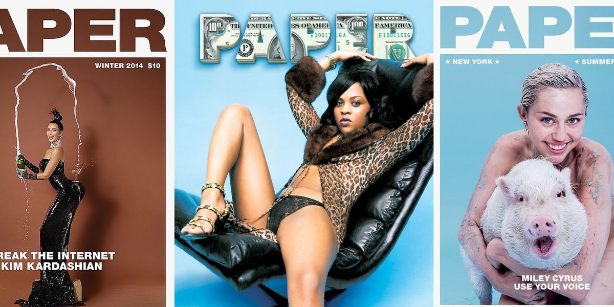 Which PAPER Cover Are You?