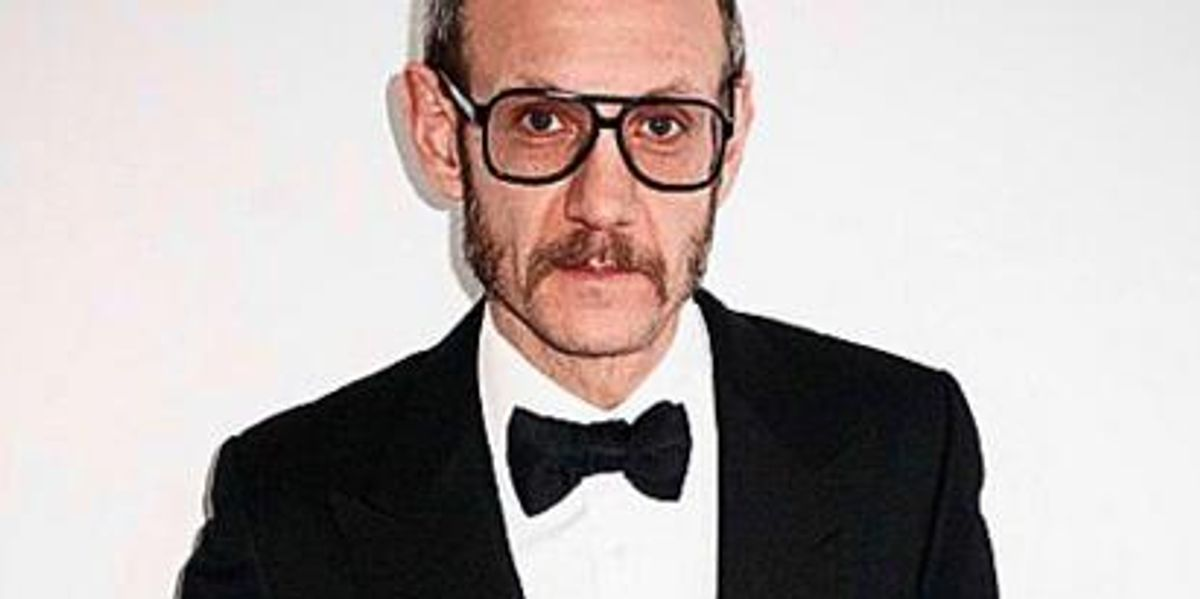 Terry Richardson Announces Birth of His Twins