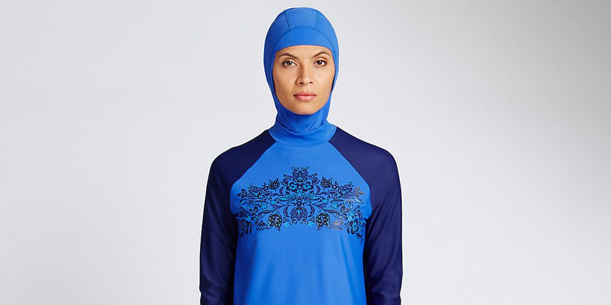 """Marks & Spencer's Releases A Line Of """"Burkinis"""" And Bigots Are Mad"""