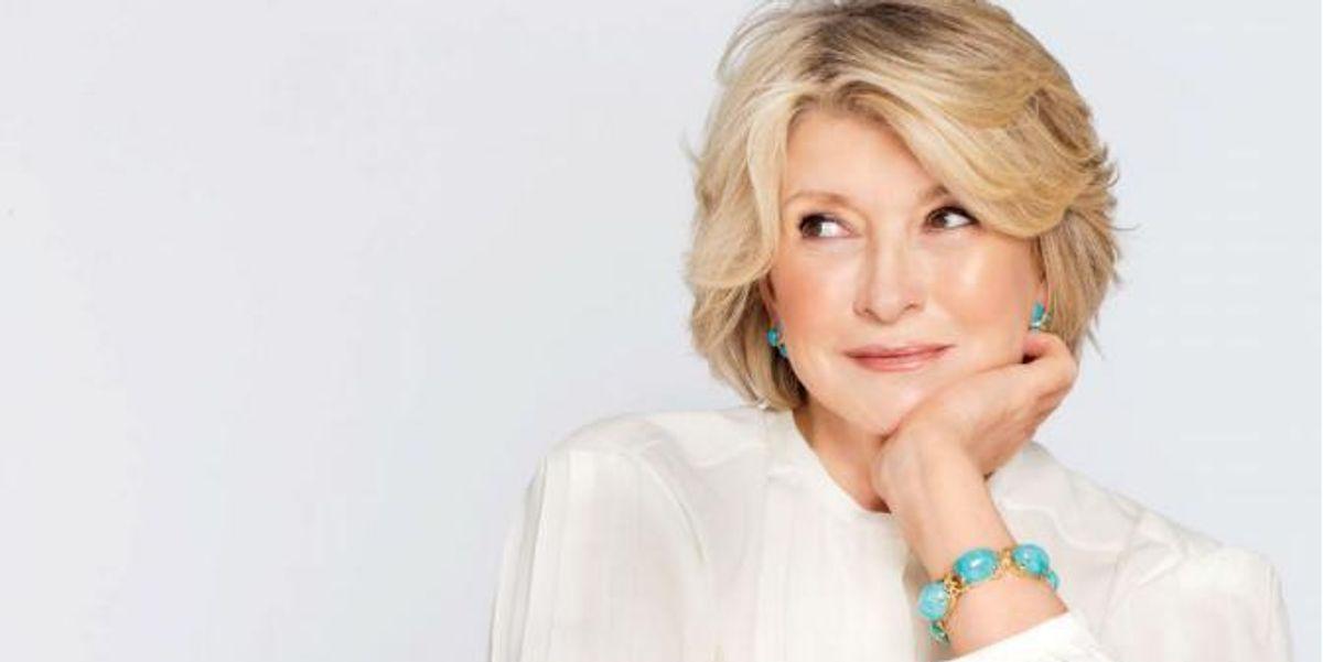 Martha Stewart Rides Hover Boards Now