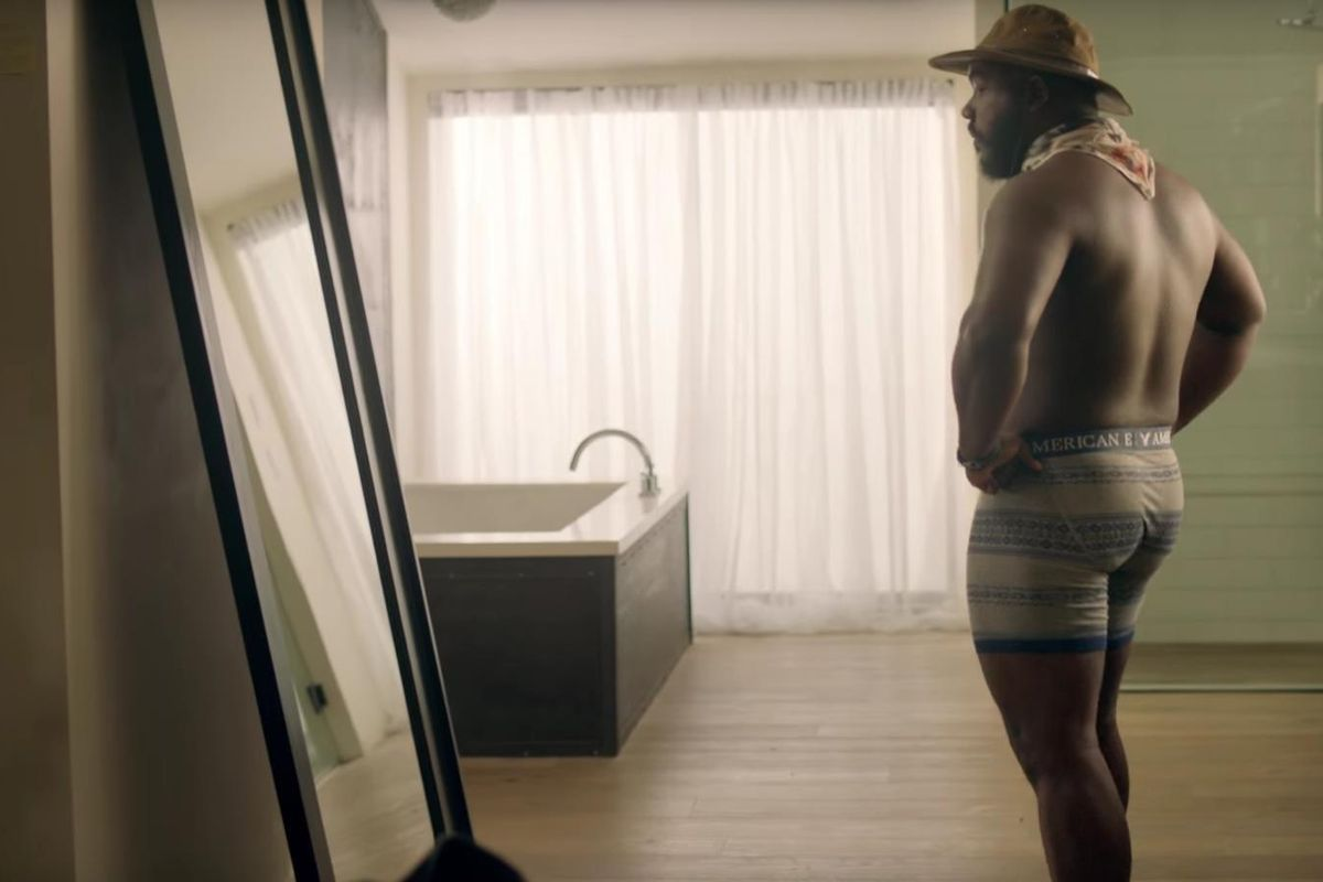 Aerie Launches A New Body-Positive Underwear Campaign For Men