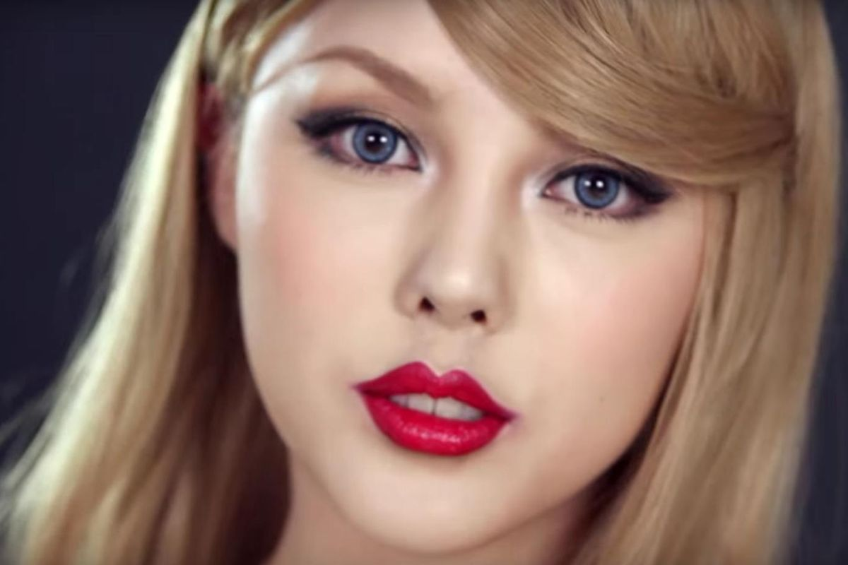 This Korean Vlogger's Taylor Swift Tutorial Is Problematic