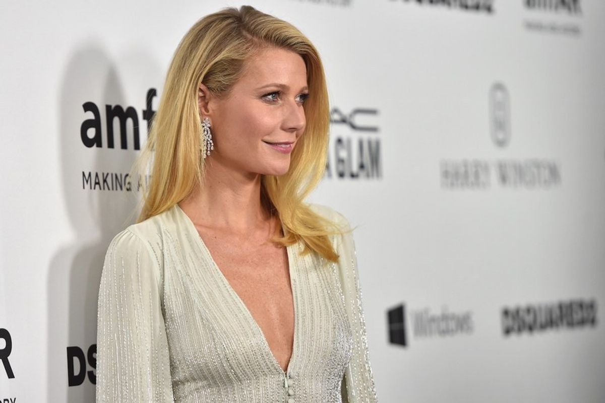 Gwyneth Paltrow Dedicates Her New Cookbook...To Blue Ivy
