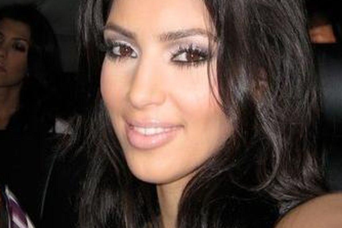 "Kim Kardashian Finally Shares Her ""Khloe's Going to Jail"" Selfies"