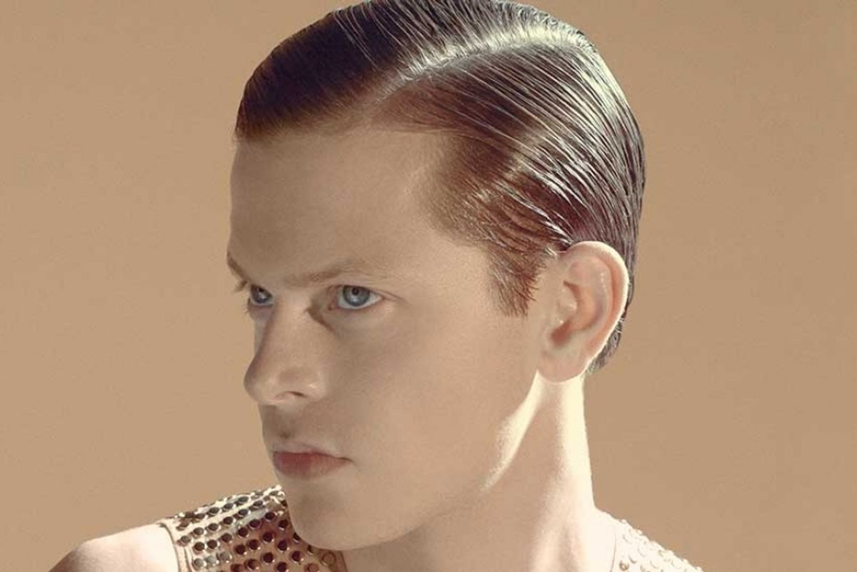 Checking In With Musician Perfume Genius, Twitter's Funniest Voice