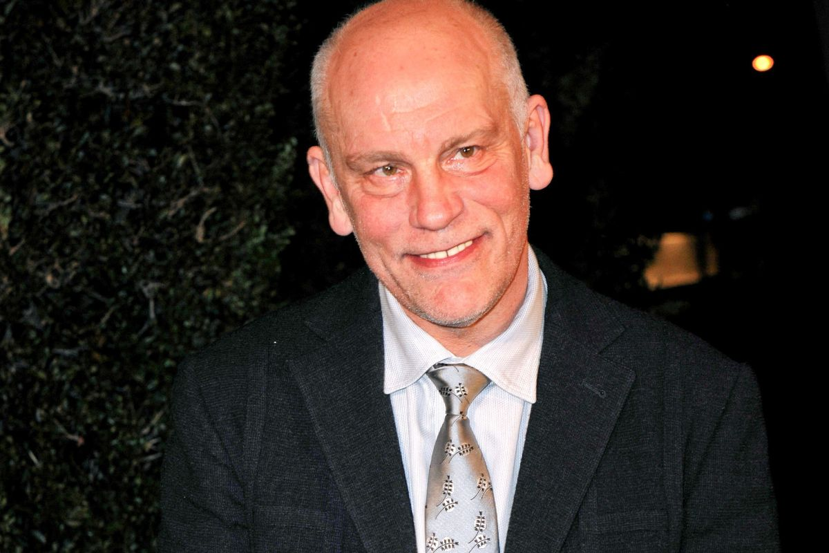 John Malkovich Poses Nude For A New Picture Disc
