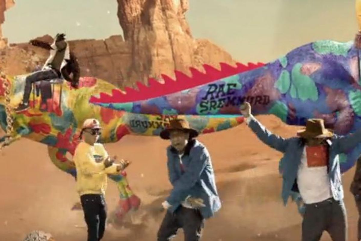 "Watch Rae Sremmurd's Galactic Video for ""Over Here"""