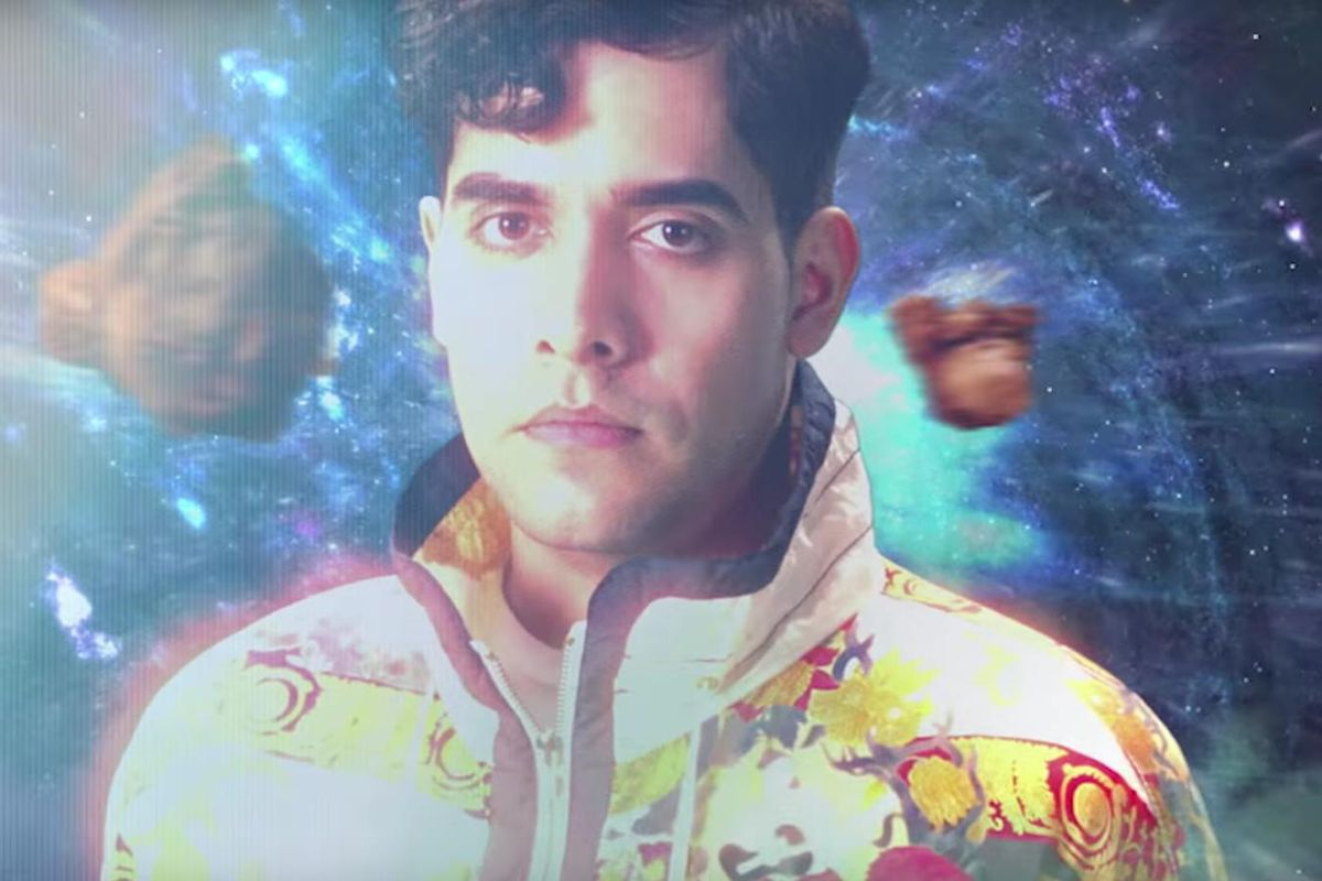 "Watch Neon Indian's ""Techno Clique"" Party In A Dope Multi-Meat Space Rave"
