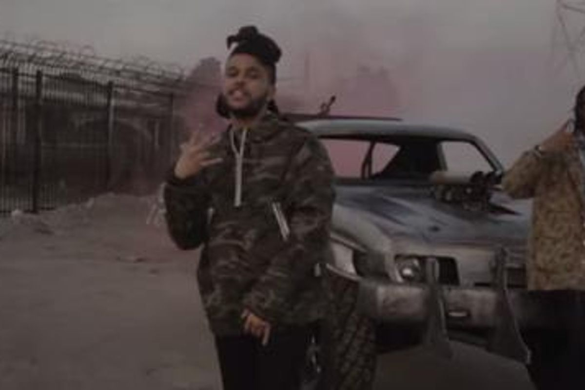 Watch Future and The Weeknd's Video For 'Low Life'