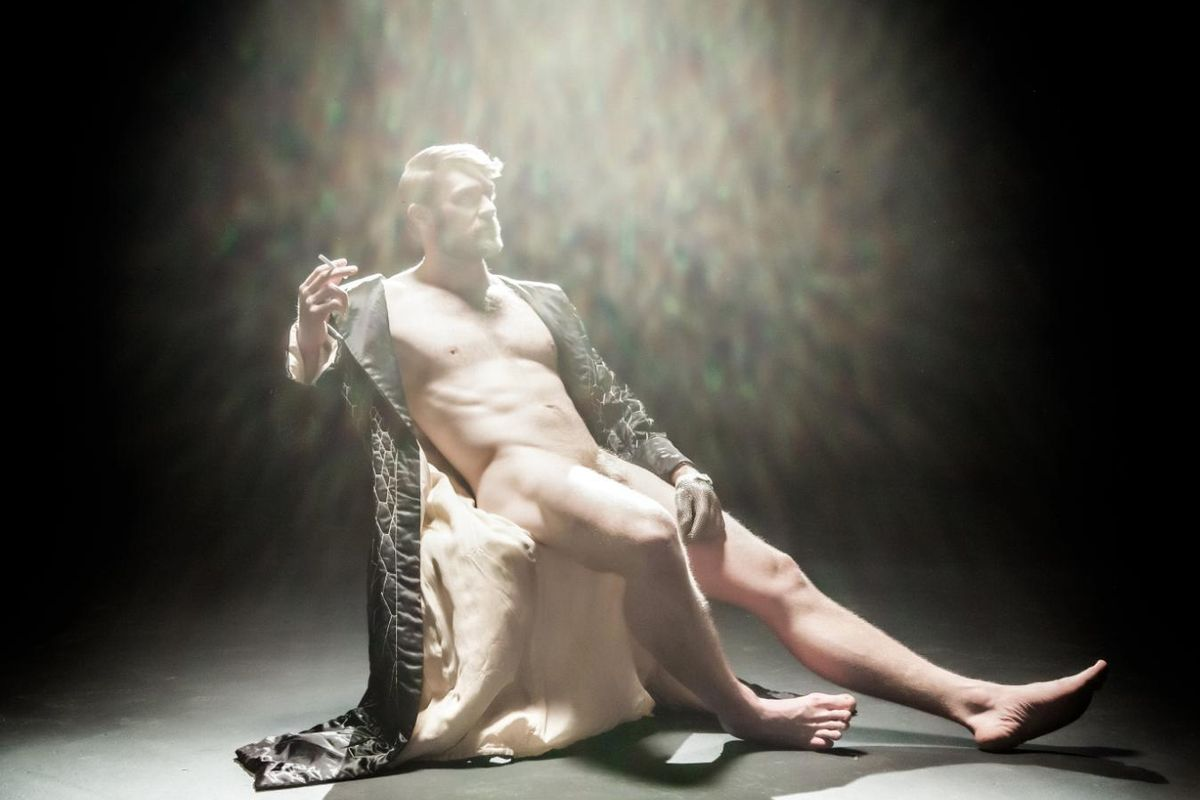 Colby Keller On Posing for Juergen Teller and His Role In a New Shakespearean Drama