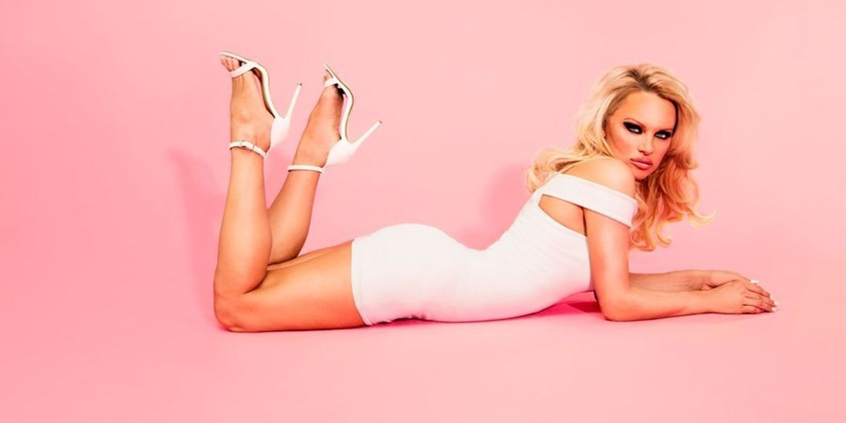 Arvida Bystrom Shoots Pamela Anderson For Missguided's SS'16 Campaign