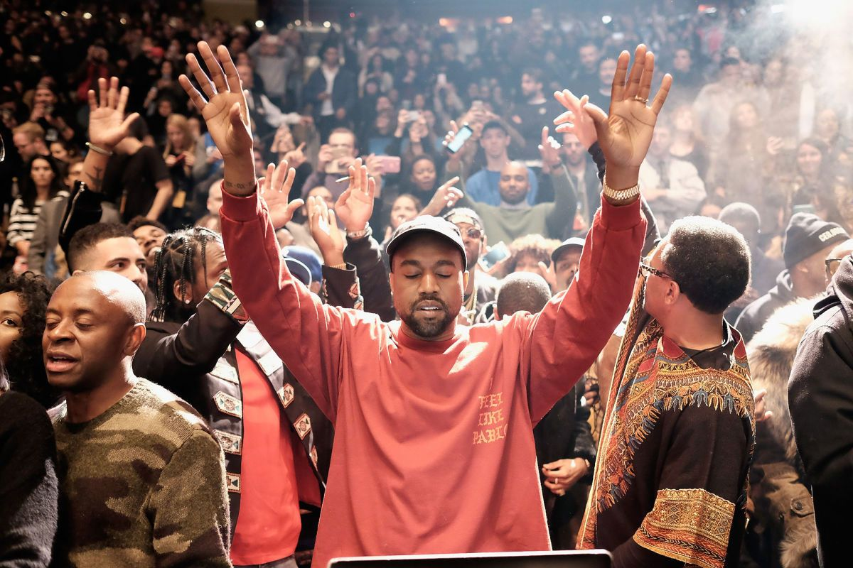 "REJOICE! Kanye West Has Released A New Track ""Ultralight Prayer"""