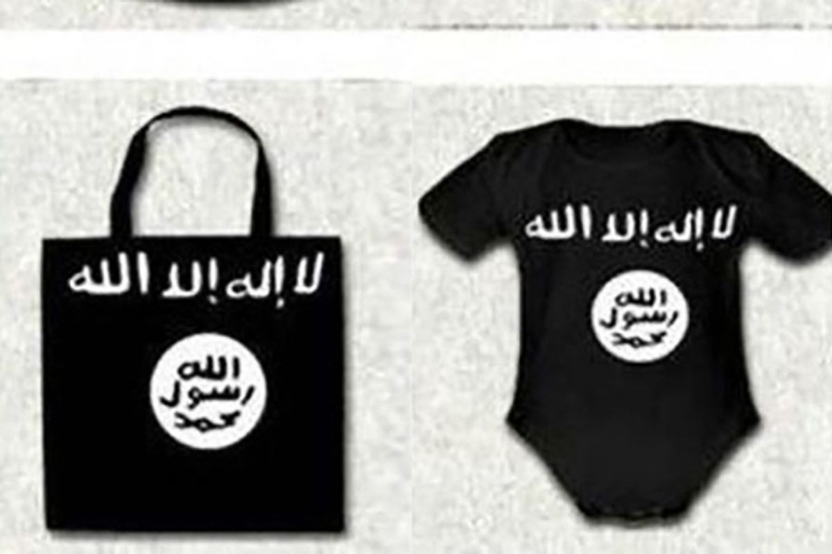 ISIS Merch, Including Strappy-Tanks and Totes, Is A Growing Trend