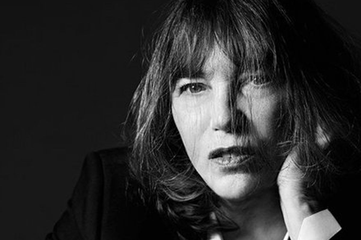 Hedi Slimane Recruits Jane Birkin For A New Saint Laurent Campaign