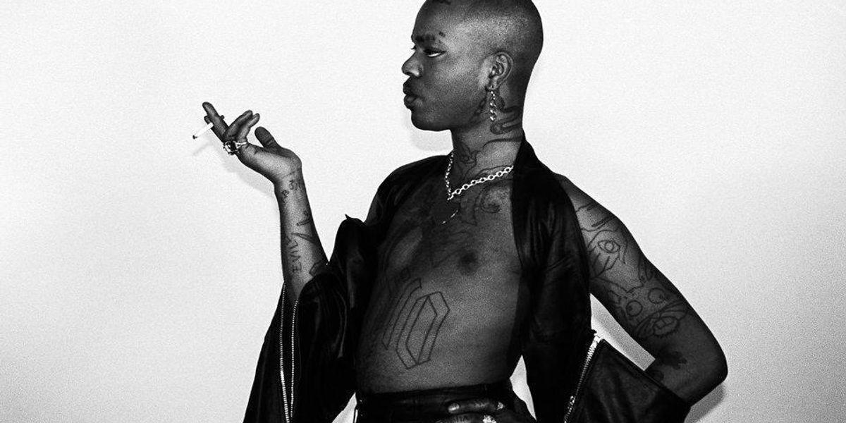 Unmasking Enigmatic, Rising Rapper Dick Van Dick