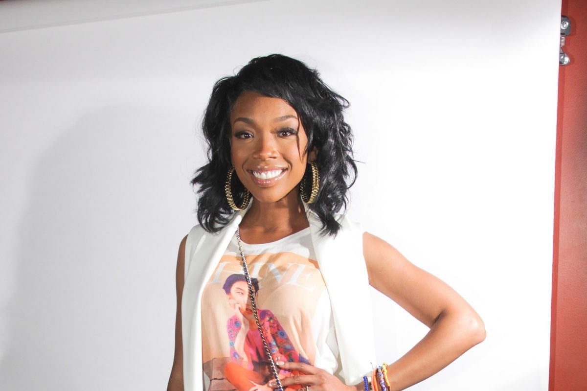 Brandy Files Suit Against Her Record Company