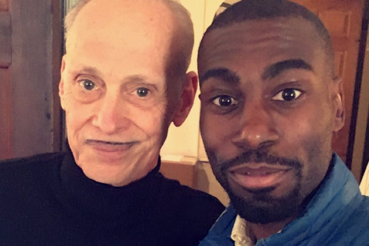 John Waters Endorses Black Lives Matter Leader DeRay Mckesson For Baltimore Mayor