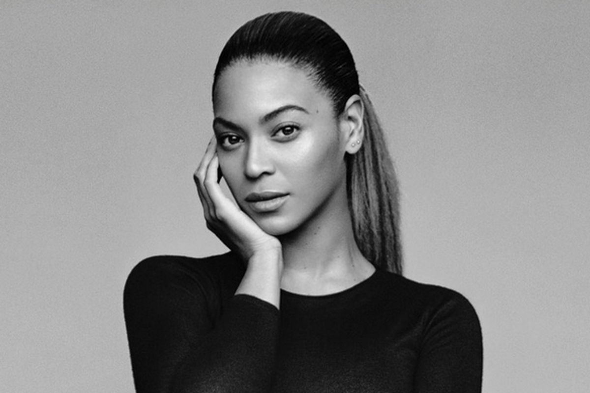 This Is the Most Inventive Fake Tracklist For Beyonce's New Album We've Seen So Far