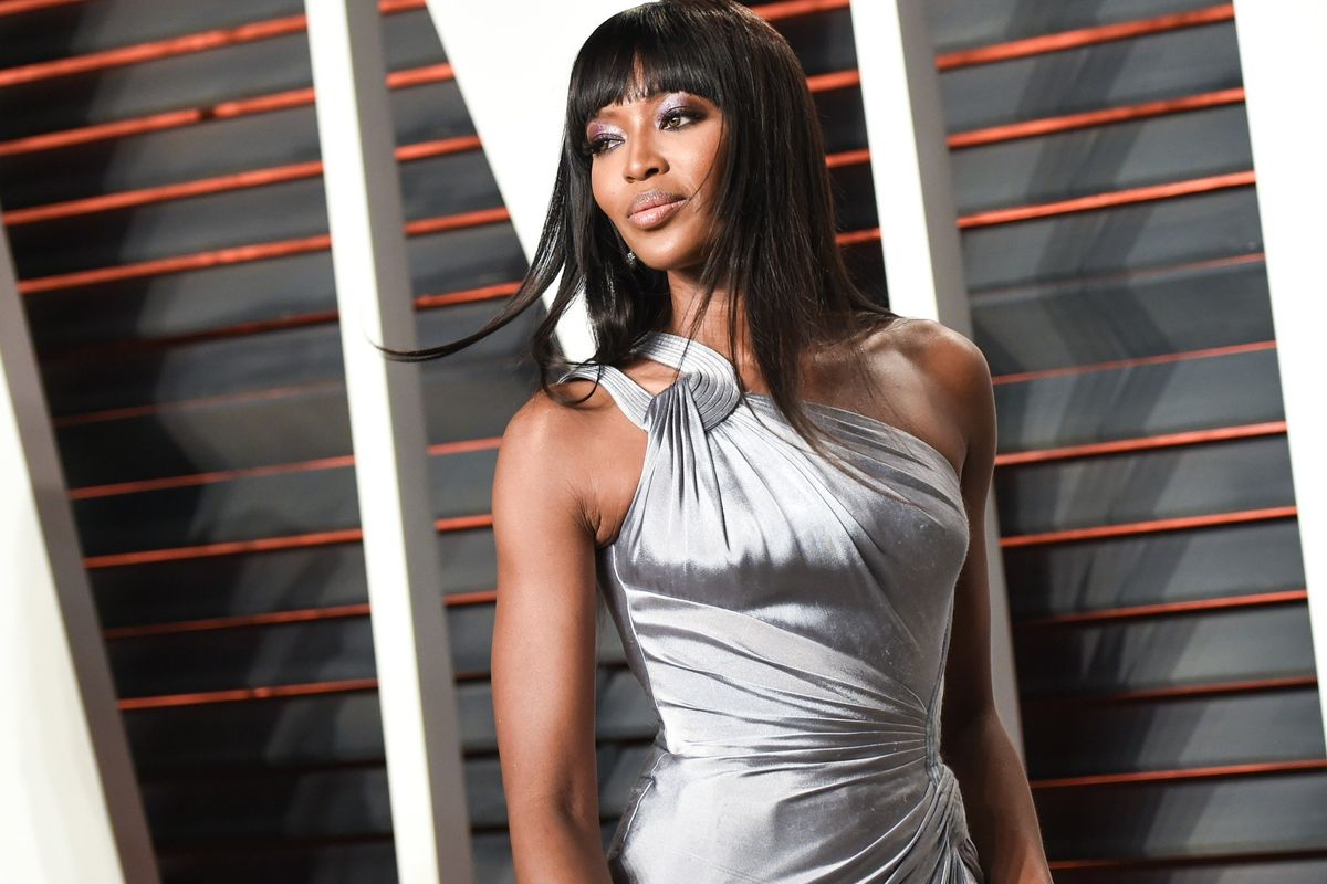 Naomi Campbell Defends Ashley Graham Against Cheryl Tiegs's Body-Shaming Comments