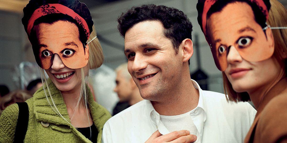 "Isaac Mizrahi on the Delight-Mare of Nick Waplington's ""The Isaac Mizrahi Pictures"""