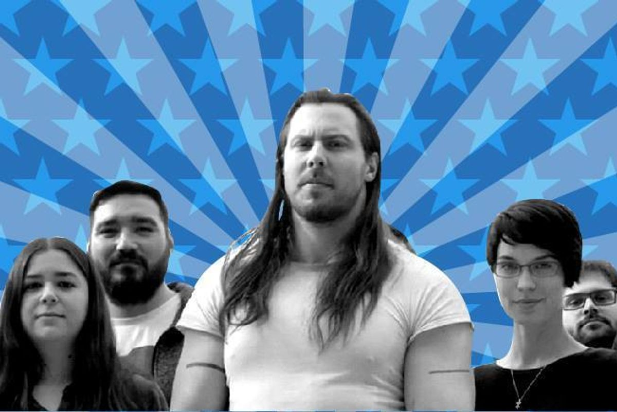 Andrew W.K. Is Launching the Party Party