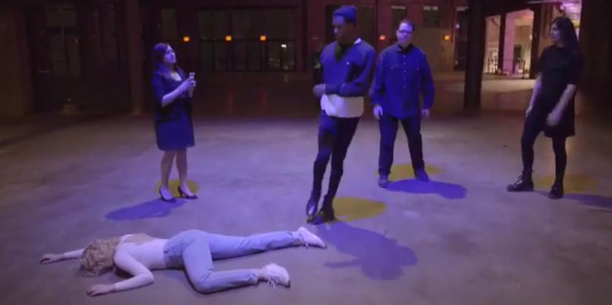 Dev Hynes, SOPHIE, Hot Sugar And More To Score An Authority-Themed Performance Piece