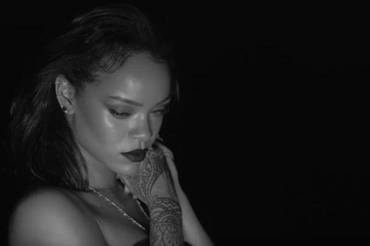 Watch Rihanna's Uber-Sensual Video For 'Kiss It Better'