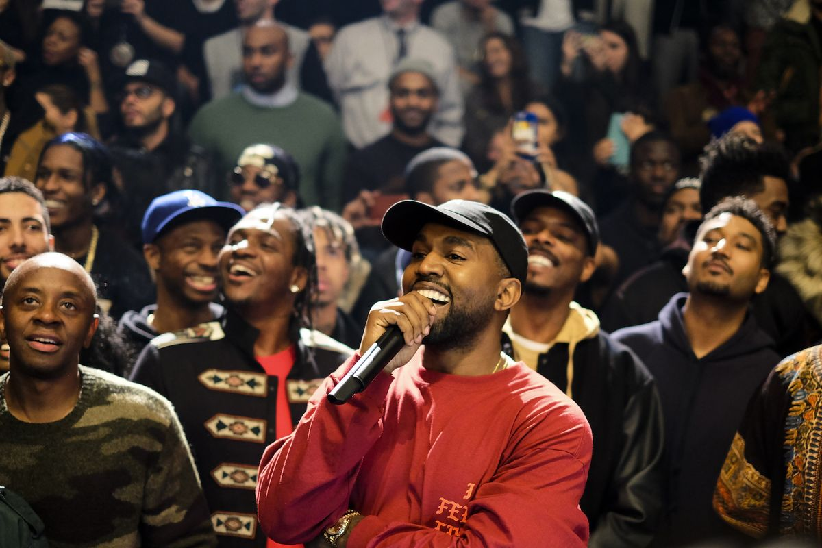 """Listen to Kanye's New Track, """"St. Pablo"""" Featuring Sampha"""