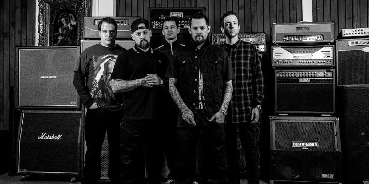 Good Charlotte Announce New Album and Debut Cover Art