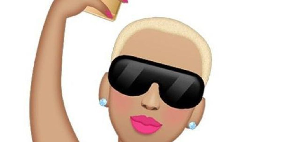 Amber Rose GOES THERE With Her Line of Emojis