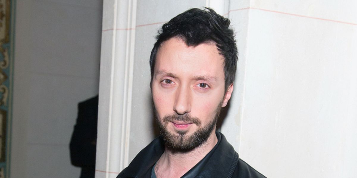 10 Things to Know About Anthony Vaccarello, Hedi Slimane's Confirmed Successor at Saint Laurent