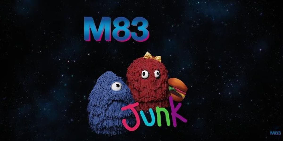 Listen to M83's New Track 'Go!' Featuring An Epic Guitar Solo By Steve Vai