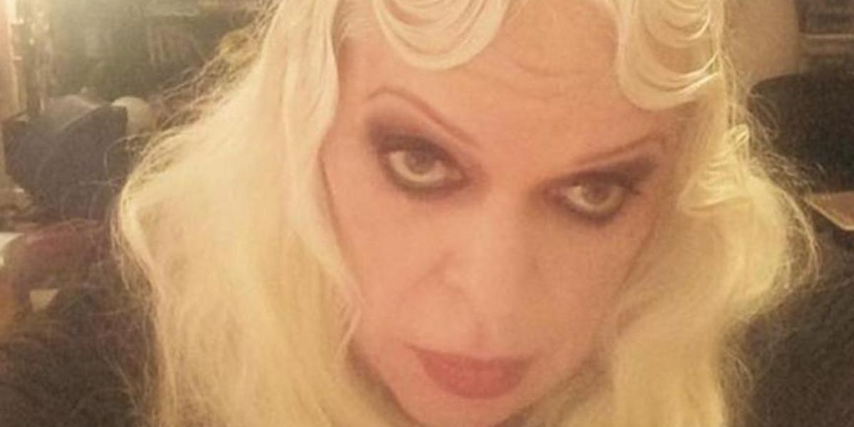 Genesis P-Orridge Will Star In Marc Jacobs's Forthcoming Campaign
