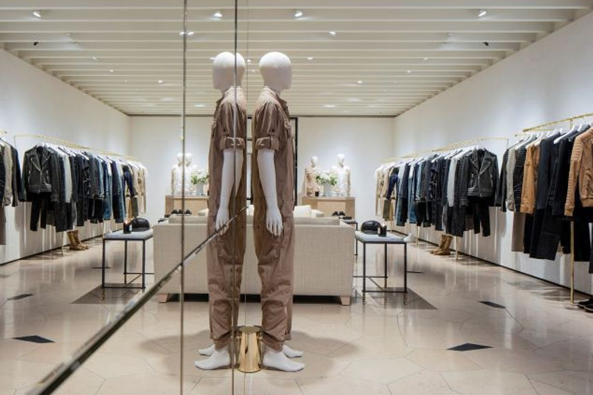 Balmain Has Officially Opened Its NYC Flagship Store