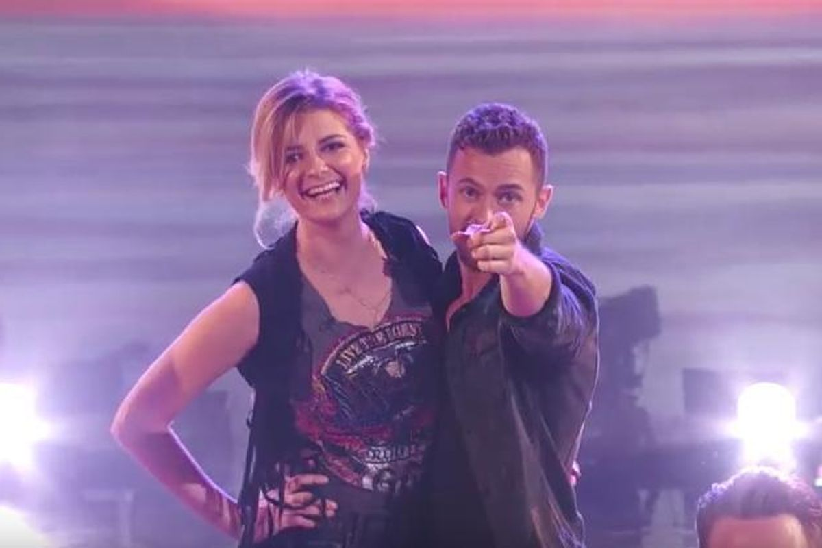 Woe Is Mischa Barton...On 'Dancing With the Stars'