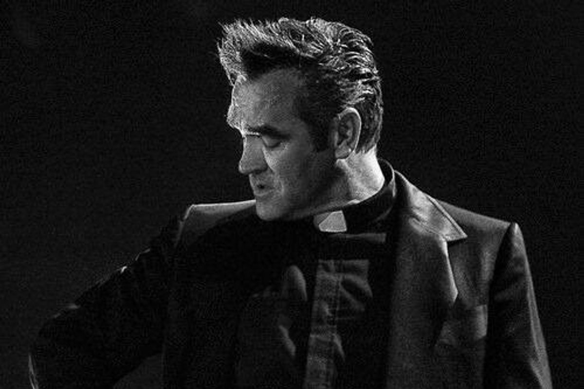 Morrissey Is Not Happy About the New Smiths Twitter Account