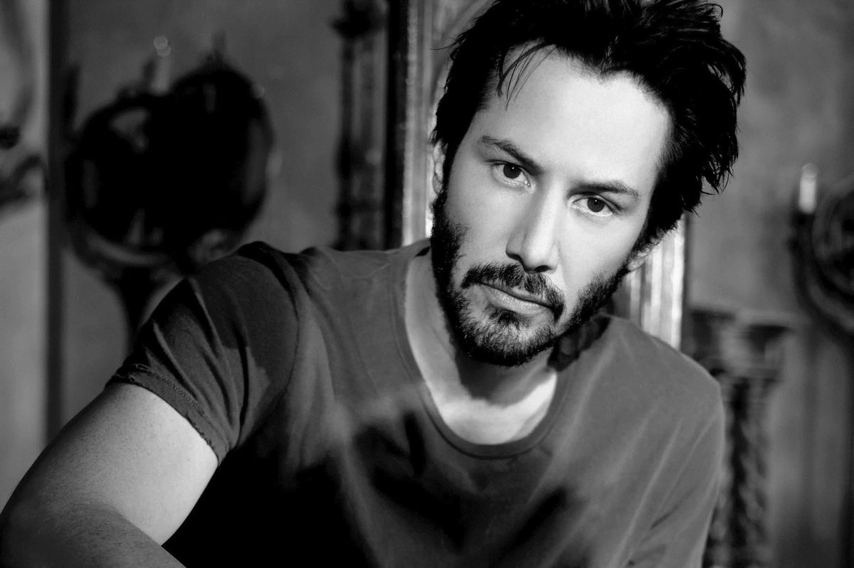 Keanu Reeves Wrote A Poetic Photo Book About Shadows
