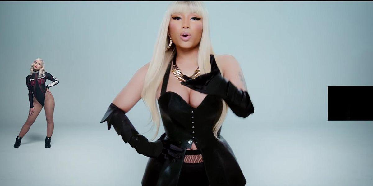 "Watch The Video For Bebe Rexha's ""No Broken Hearts"" Featuring Nicki Minaj"