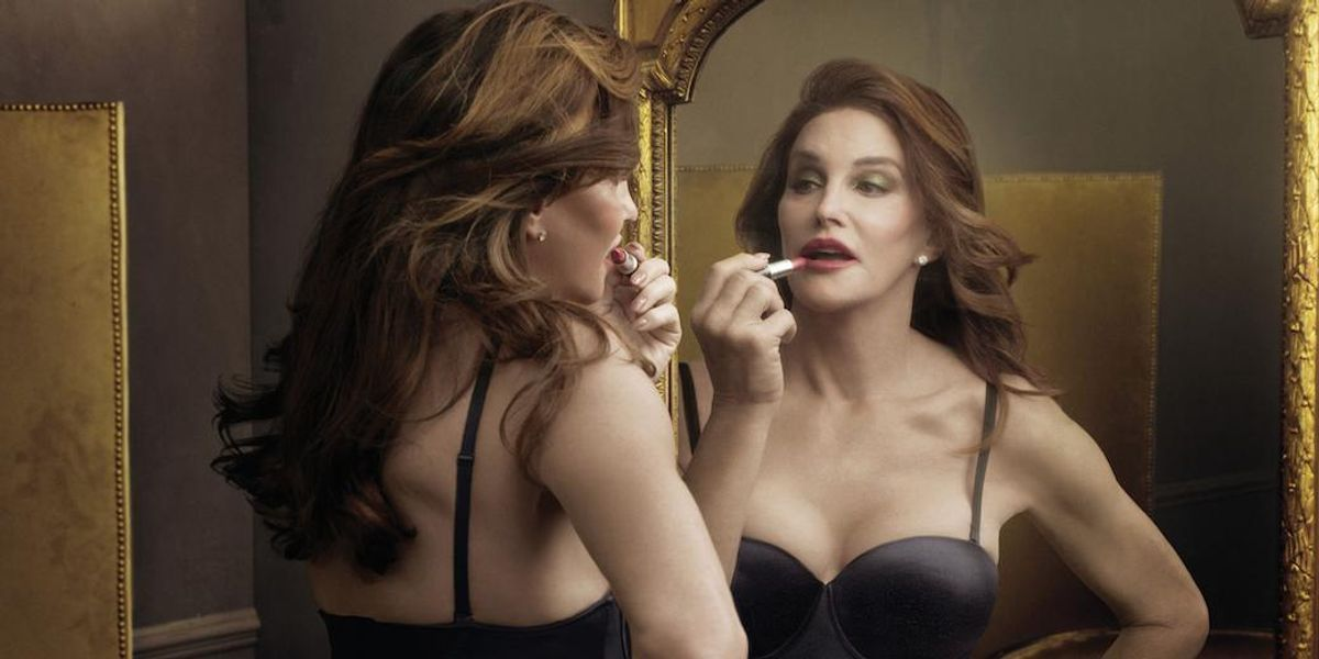 """Caitlyn Jenner Releses New Hue of Mac Lipstick, """"Finally Free"""""""