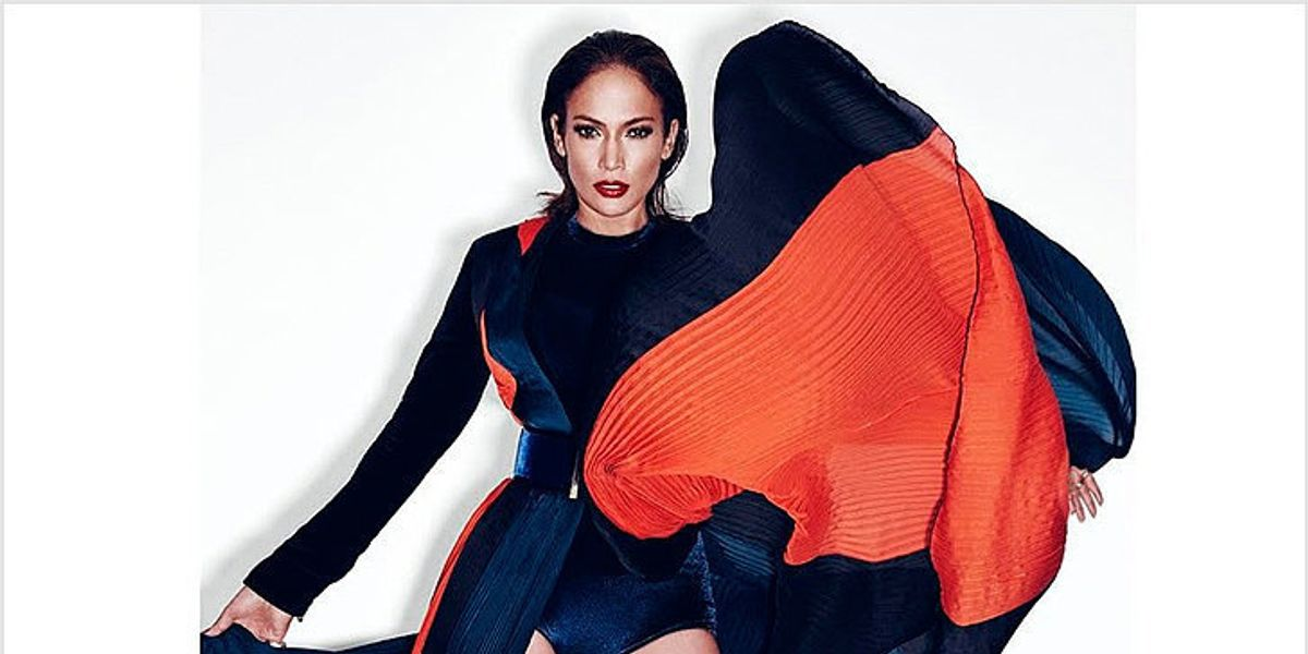 Jennifer Lopez Has A New Dr. Luke-Produced Song About Female Empowerment