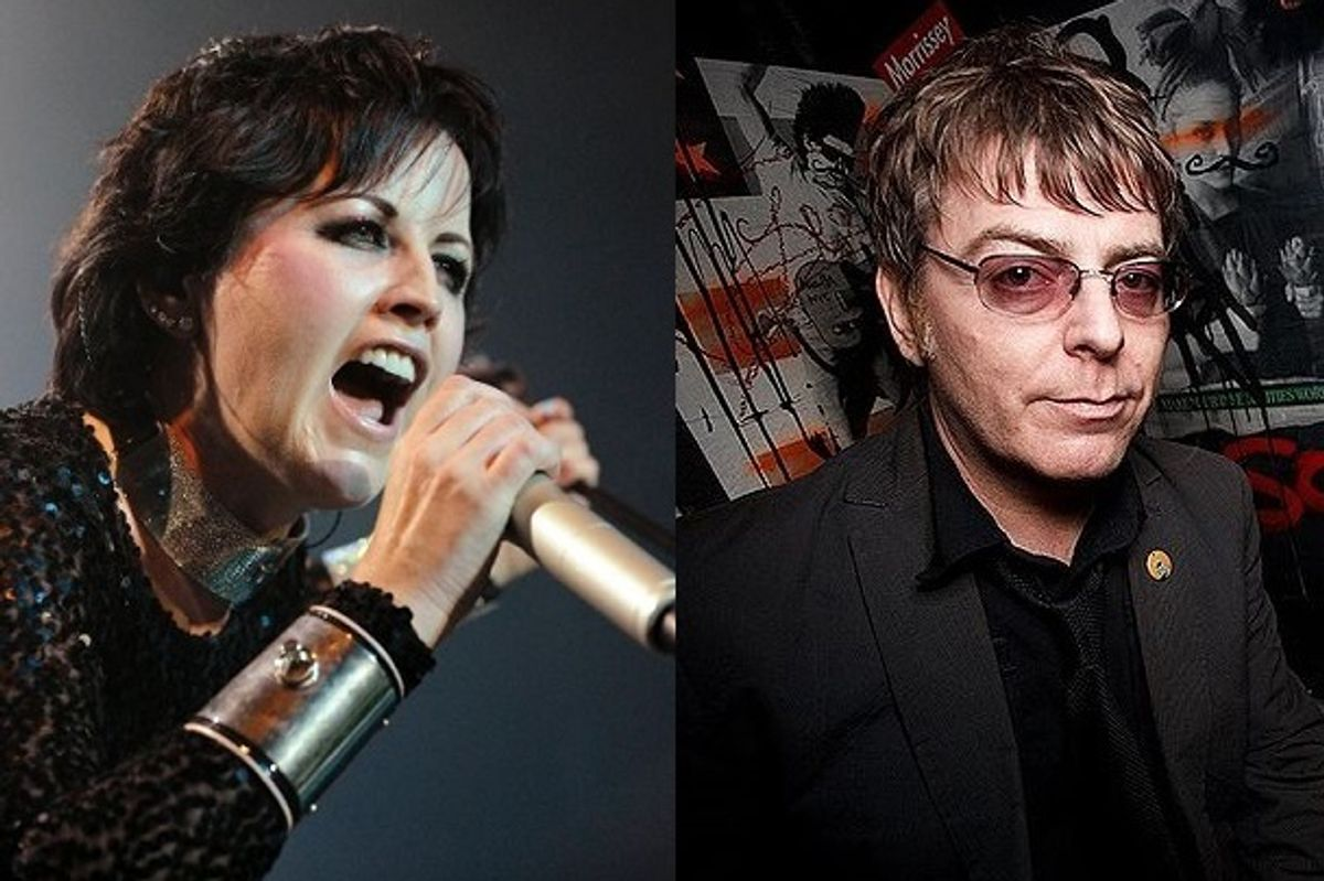 Listen to the D.A.R.K.--The New Project From The Smiths and The Cranberries