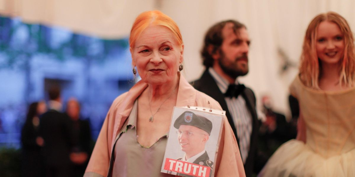 Vivienne Westwood To Publish Her Diaries