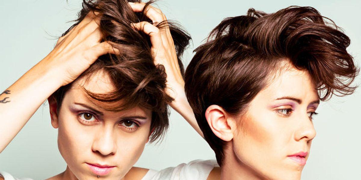 Listen to Tegan and Sara's Phenomenal New Track 'Boyfriend'