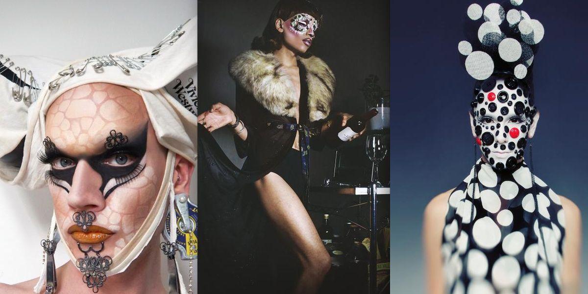 Beauty Boys: These Three Male Makeup Stars Turn Looks Into Wearable Art