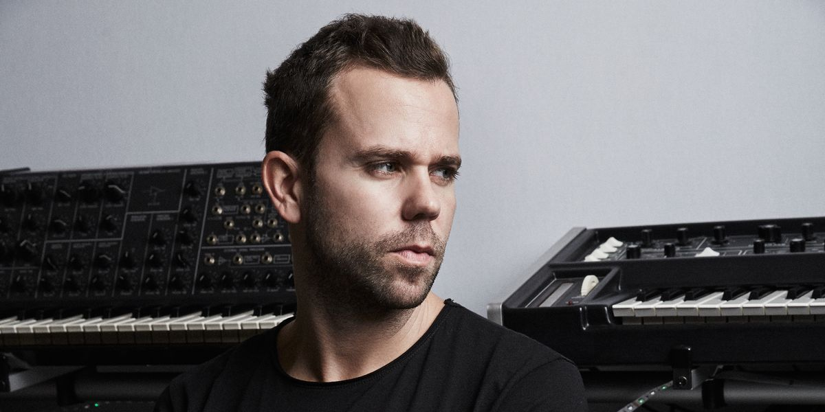 """M83 On His New Album: """"Yes, It's Pop, Yes, It's '80s...But There's A Lot of Melancholy and Sadness to It"""""""