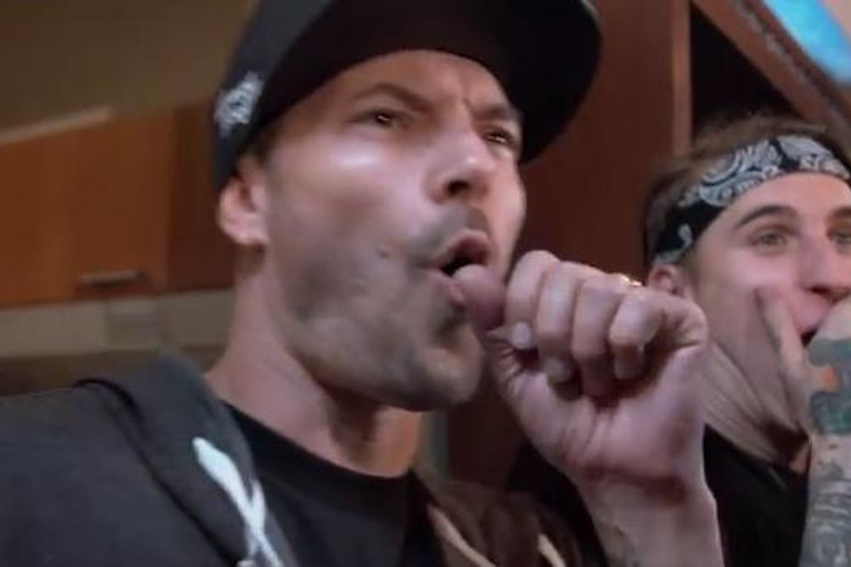 The Gods Are Merciful: Kevin Federline Has Made His Triumphant Return To Rap