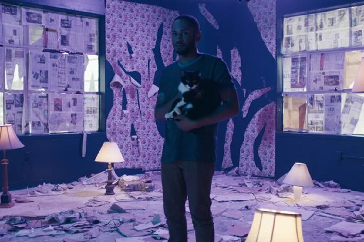 """Watch Kaytranada's Mellow House Party in """"Glowed Up"""" Video"""