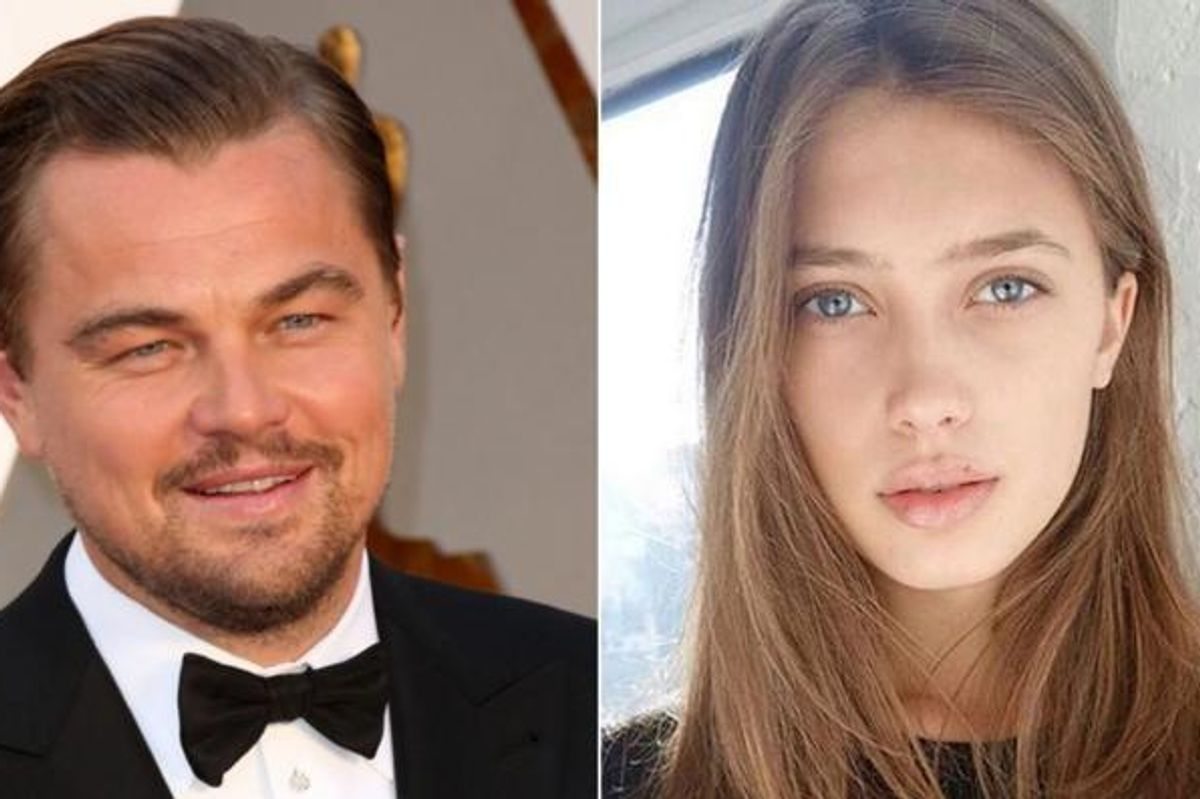 Leonardo DiCaprio Is Apparently Dating a 19-Year-Old (And She's a Model!)